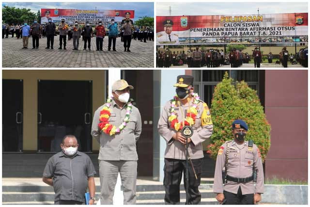Bintara Otsus Harus Jaga Nama Baik Papua Barat