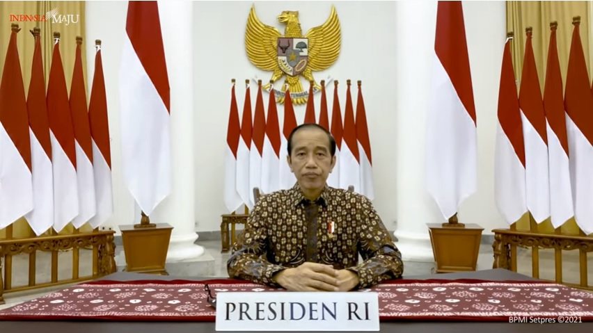 Presiden Perpanjang PPKM Sampai 9 Agustus