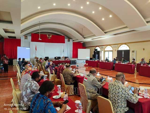Ada OPD Belum Input Data, DAK Papua Barat Dari Pusat Belum Masuk