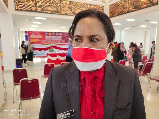 Capilduk Papua Barat Pembenahan Internal