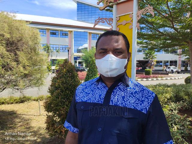 Paskibra Papua Barat HUT 76 RI Semuanya Orang Papua