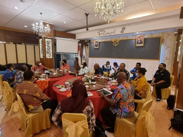 Api PON XX Papua Akan Diambil Dari Kabupaten Sorong
