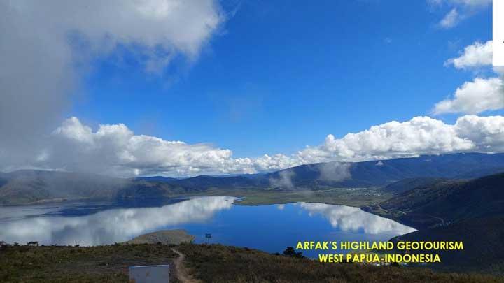 IAGI Papua Barat Usulkan Arfak's Highland Geotourism ke Kementerian PUPR
