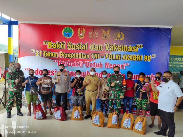 Hore, Vaksinasi Covid-19 Papua Barat Sudah 40,4 Persen