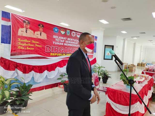 82 Pegawai RSU Papua Barat Pernah Terpapar Covid-19