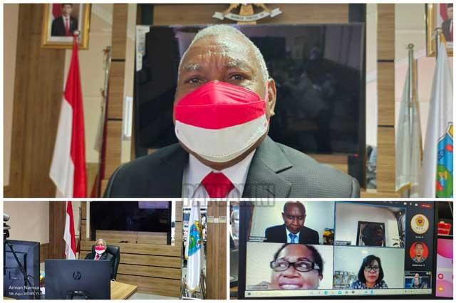 Gubernur Papua Barat Lulus Cum Laude S2, Sandang Gelar MSi