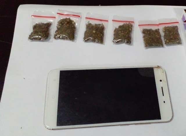 4 Juragan Narkoba Dibekuk Ditnarkoba Polda Papua Barat
