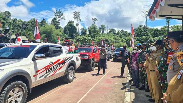 Pemprov Papua Barat Pulangkan Pengungsi Moskona