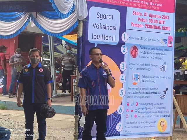 Ketua Nasdem Kota Sorong: Tadi Gangguan Politik, Bukan Kemanusiaan