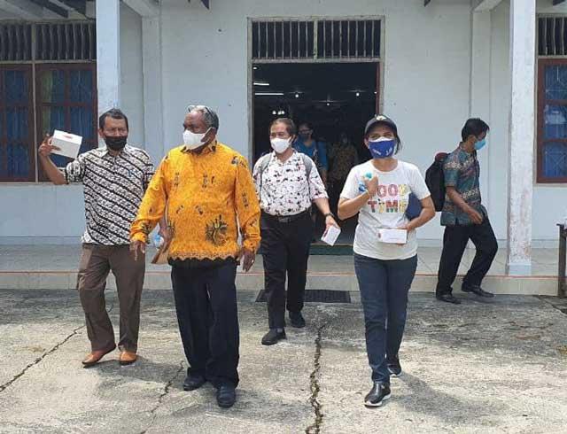 Kepala Dinas Pendidikan Papua Barat Minta Genjot Vaksinasi Covid 19 Siswa Kota Sorong