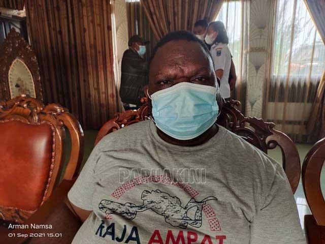DPR Papua Barat Siap Bawa Masukan PP Otsus ke Pusat