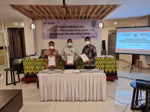 KPK Apresiasi Upaya Optimalisasi Pajak Asli Daerah Papua Barat