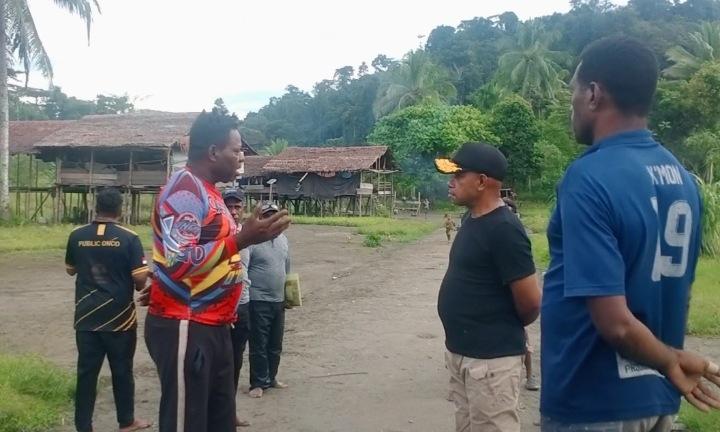 Masyarakat Muara Kali Napuri di Kaimana Minta Pemekaran Kampung
