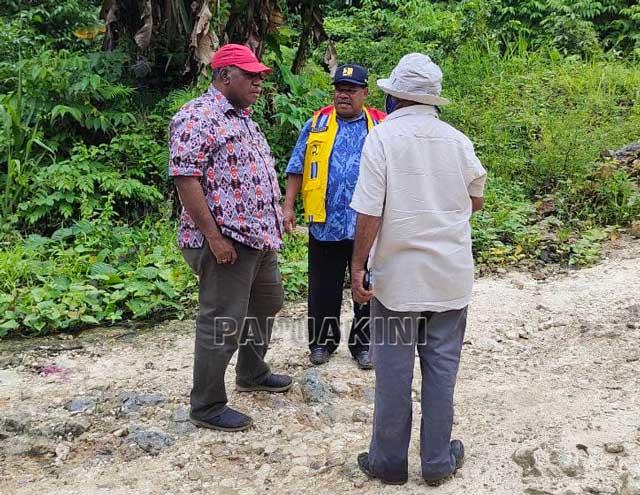 Wabup Sorsel Bersyukur PUPR Papua Barat Jadwalkan Teminabuan - Klamit Tuntas 2022