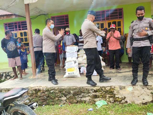 Alumni AKABRI Angkatan 96 Bharatasena Papua Barat Vaksinasi Massal di Aula Unipa