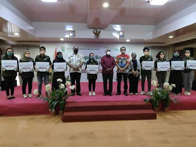 Pemprov Papua Barat Bantu Dana Penelitian 25 Ilmuwan Muda Papua