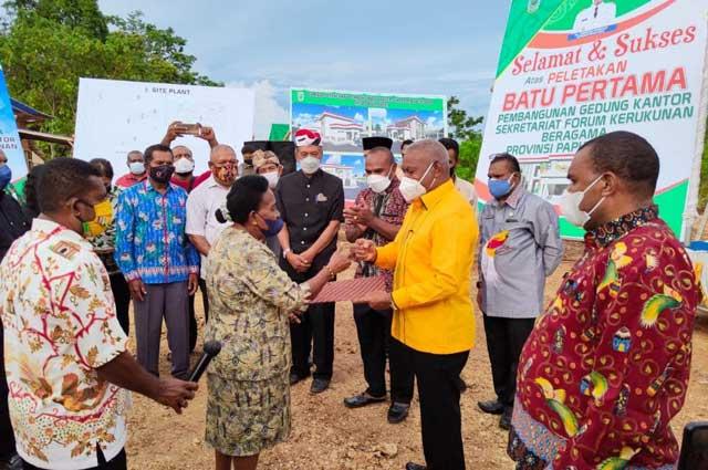 Sekretariat FKUB Papua Barat Segera Berdiri