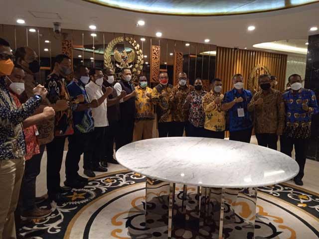 DPR Papua Barat Serahkan Masukan RPP UU Otsus ke MPR, Bicarakan Pemekaran dan Maybrat