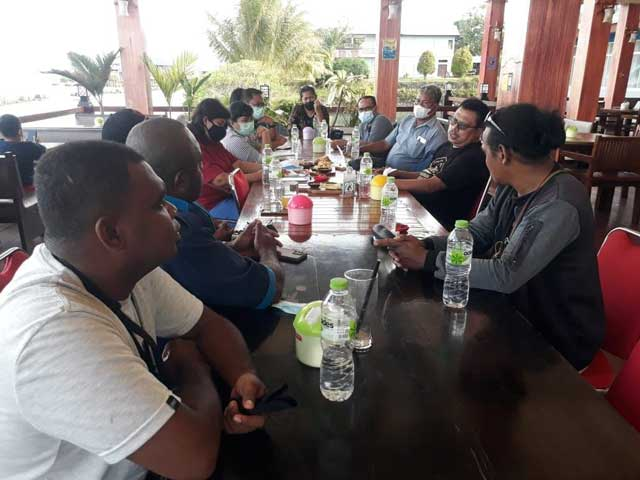 LP3KD Papua Barat Ingatkan Persiapan Pesparani Nasional II