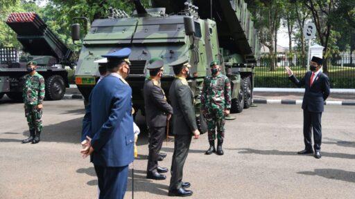 HUT TNI, Presiden Ingatkan Belanja Pertahanan Jadi Investasi Pertahanan