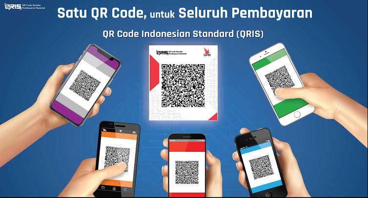 Pedagang Pengguna Pembayaran Digital QRIS Papua Barat Lampaui Target