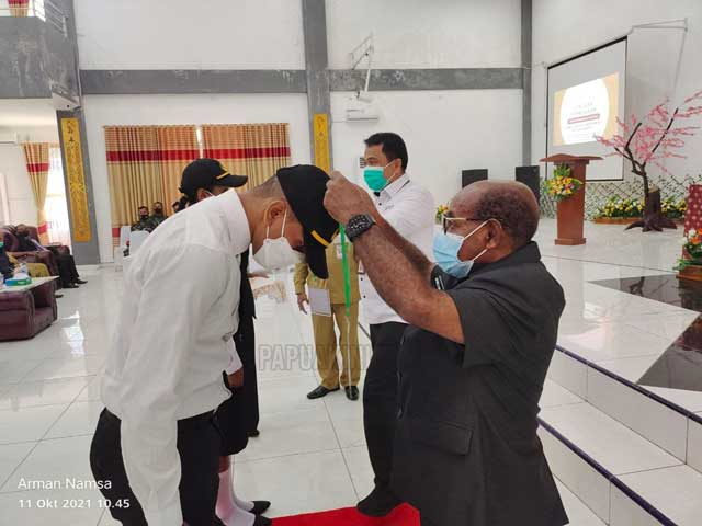 771 CPNS Pemprov Papua Barat Ikuti Pelatihan Latsar